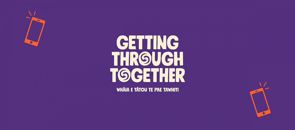 Getting through together